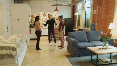 Tiny House Hunting - 04x17 Tiny Together in Cleveland Screenshot