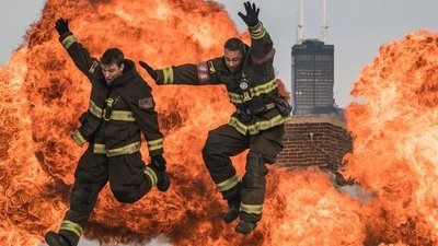 Chicago Fire - 06x11 Law of the Jungle