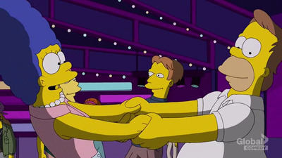 The Simpsons - 29x13 3 Scenes Plus A Tag From A Marriage
