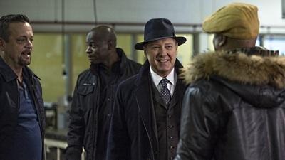 The Blacklist - 05x13 The Invisible Hand
