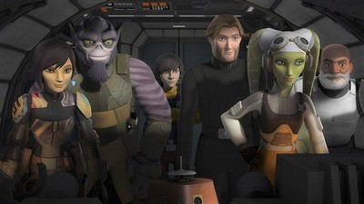 Star Wars Rebels - 04x15 Family Reunion and Farewell Screenshot