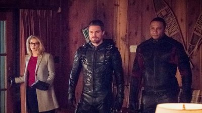 Arrow - 06x14 Collision Course