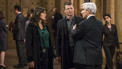 Law & Order: Special Victims Unit - 19x13 The Undiscovered Country