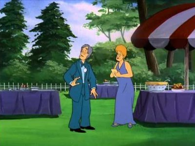 The All-New Scooby and Scrappy-Doo Show - 01x13 Wedding Bell Boos Screenshot
