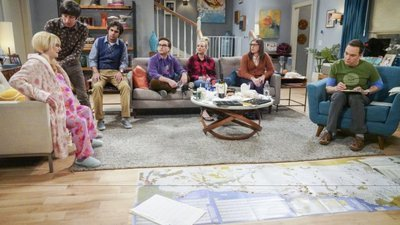 The Big Bang Theory - 11x16 The Neonatal Nomenclature