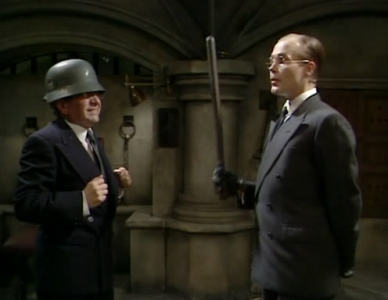Allo! Allo! (UK) - 05x15 Forged Francs & Fishsellers