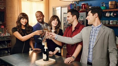 New Girl - 07x01 About Three Years Later