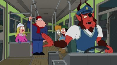 American Dad! - 15x08 Death by Dinner Party