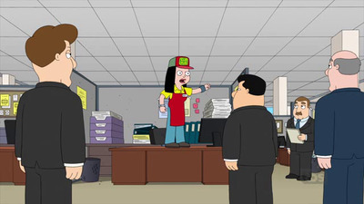 American Dad! - 15x06 (You Gotta) Strike for Your Right