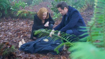 The X-Files - 11x08 Familiar