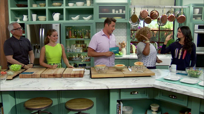 The Kitchen - 03x01 So Fresh and So Green