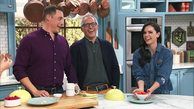 The Kitchen - 08x05 Delicious and Nutritious