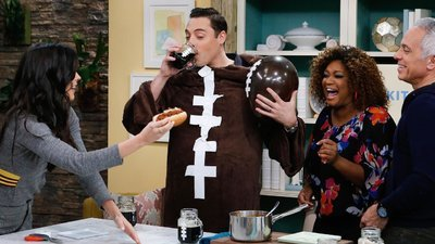 The Kitchen - 12x04 Big Game Day
