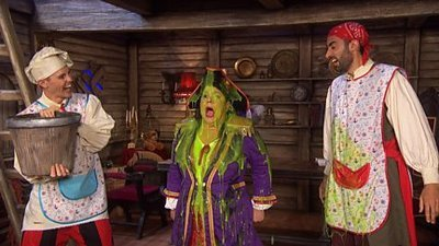 Swashbuckle (UK) - 05x26 No Longer Naughty Pirates Screenshot