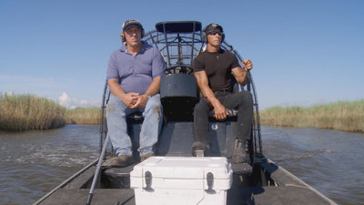 Swamp People - 09x07 Texas Tag Out