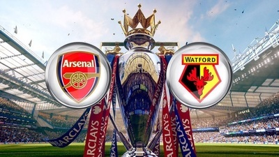 Ford Super Sunday (UK) - 25x31 Arsenal  Vs  Warford
