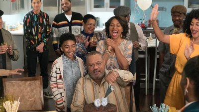 Black-ish - 04x16 Things Were Different Then Screenshot
