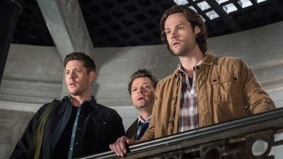 Supernatural - 13x23 Let the Good Times Roll