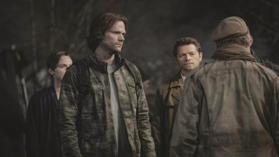 Supernatural - 13x22 Exodus
