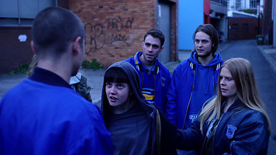 Romper Stomper - 01x02 If Blood Should Stain The Wattle