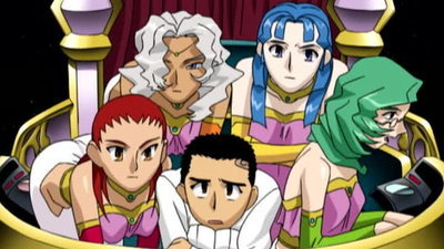 Tenchi Muyo! GXP  - 01x26 Final Engagement Screenshot