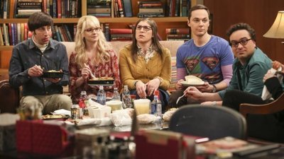The Big Bang Theory - 11x19 The Tenant Disassociation