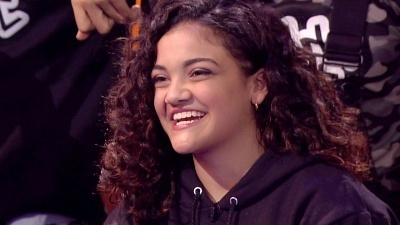Nick Cannon Presents Wild 'N Out - 11x03 Laurie Hernandez Screenshot