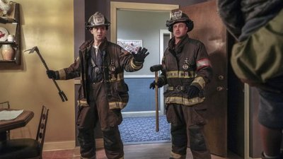Chicago Fire - 06x18 When They See Us Coming