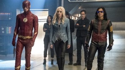 The Flash (2014) - 04x18 Lose Yourself