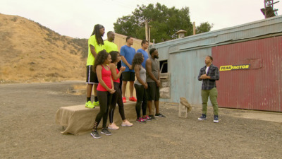 Fear Factor - 09x10 Party from Hell Screenshot