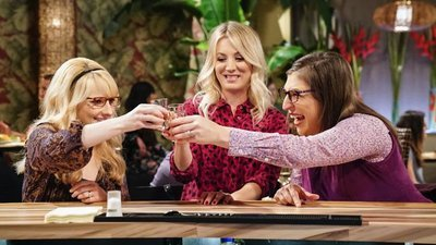 The Big Bang Theory - 11x20 The Reclusive Potential