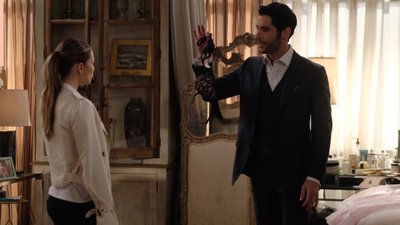 Lucifer - 03x21 Anything Pierce Can Do I Can Do Better