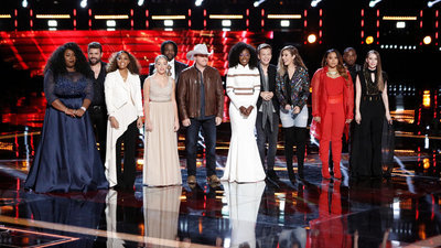 The Voice - 14x19 Live Top 12 Performances