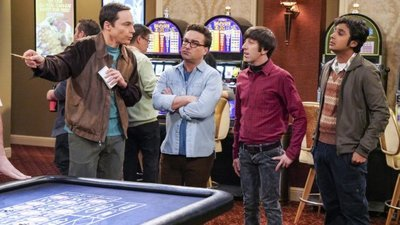 The Big Bang Theory - 11x22 The Monetary Insufficiency