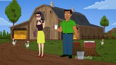 Corner Gas Animated - 01x03 None of Your Beefwax