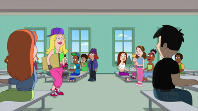 American Dad! - 15x12 Mean Francine Screenshot