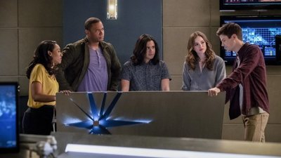 The Flash (2014) - 04x22 Think Fast