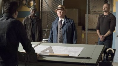 The Blacklist - 05x21 Lawrence Dean Devlin