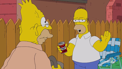 The Simpsons - 29x20 Throw Grampa From the Dane Screenshot