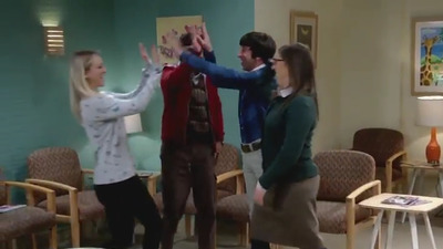 The Big Bang Theory - 11x23 The Sibling Realignment