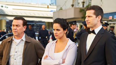 Brooklyn Nine-Nine - 05x22 Jake & Amy