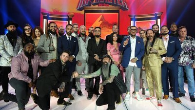 Ink Master - 10x16 Return of the Masters Finale Screenshot