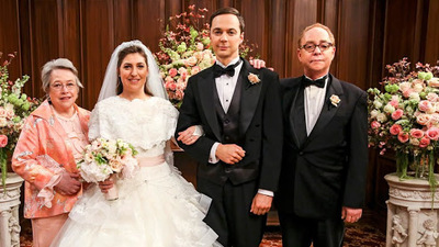 The Big Bang Theory - 11x24 The Bow Tie Asymmetry
