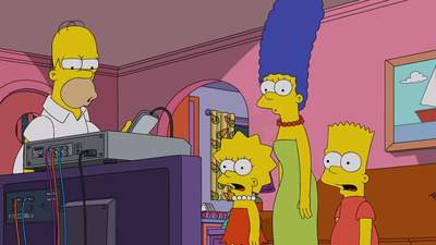 The Simpsons - 29x21 Flanders' Ladder