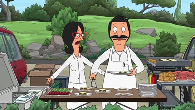 Bob's Burgers - 08x21 Something Old, Something New, Something Bob Caters for You Screenshot