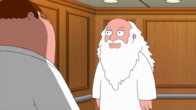 Family Guy - 16x20 Are You There God? It's Me, Peter Screenshot