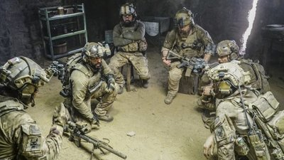 Seal Team - 01x21 The Graveyard of Empires