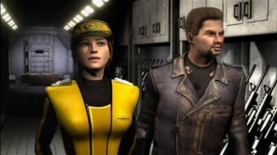 Captain Scarlet (UK) - 02x13 Grey Skulls Screenshot