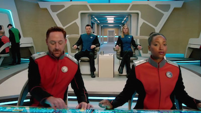 The Orville - 02x02 Primal Urges