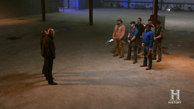 Forged In Fire: Knife Or Death - 01x06 Last Action Hero Screenshot